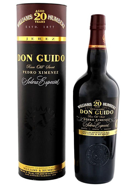 Don Guido Pedro Ximénez