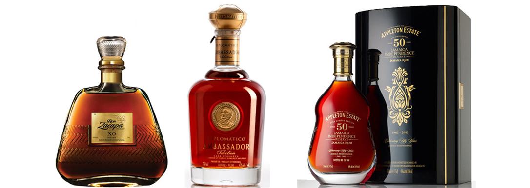 Sezione interamente dedicata al Rum