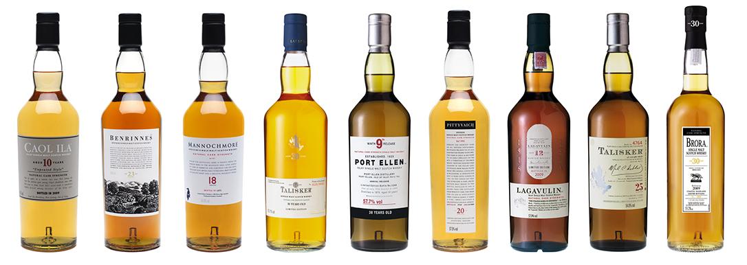 Sezione interamente dedicata al Whisky