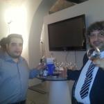Un bicchiere con..Michele Di Carlo