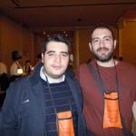 Con Andrea Franco, il nostro Scrittore!