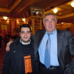 Con il Presidente Claudio Riva!