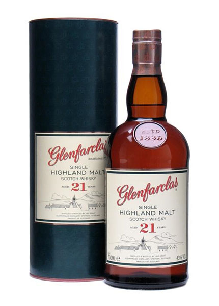 Glenfarclas 21