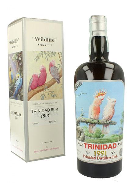 Trinidad 1991/2011 Silver Seal