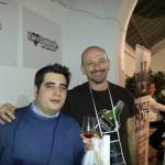 Con Gianluca aka Angus