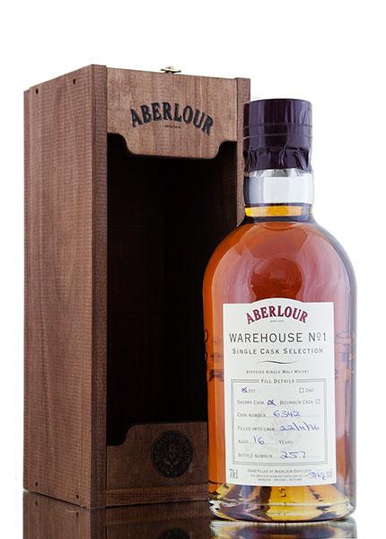 Aberlour Single Cask 16 y.o. 1997-2013