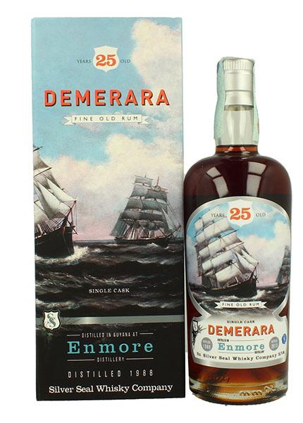 Demerara Enmore 25 y.o. 1988-2013