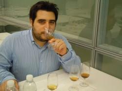 Tasting Abuelo....