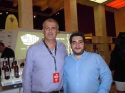 Con Javier Herrera, noto esperto internazionale.