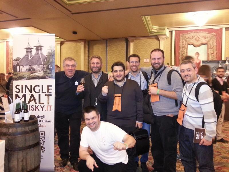 Con gli amici del Forum!