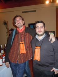 Con Francesco!