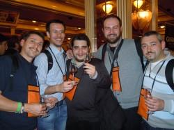 Parte del Forum: Alder, Federico, Io, Corrado ed Emiliano