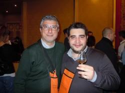 Con il grande Zio Filippo!