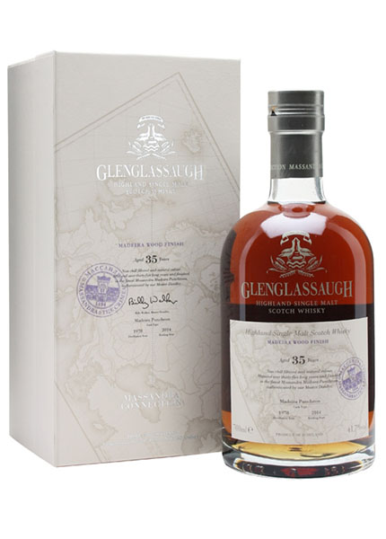 Glenglassaugh 35 y.o. Massandra Connection