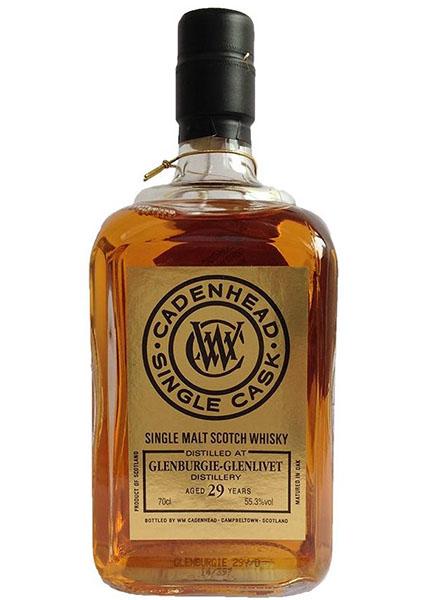 Glenburgie 29 y.o. 1985-2014 Cadenhead's
