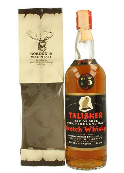 Talisker 35 y.o. 1947-1982 G&M