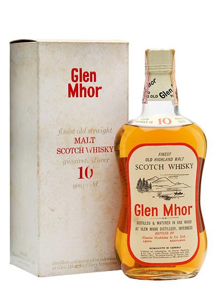 Glen Mhor 10 y.o.