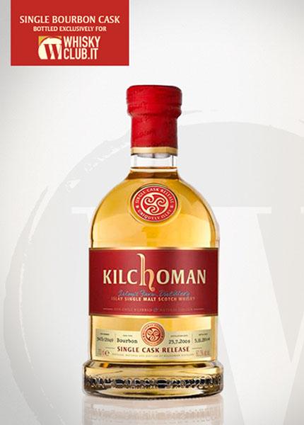 Kilchoman 5 y.o. 2009-2014 WhiskyClub Italia