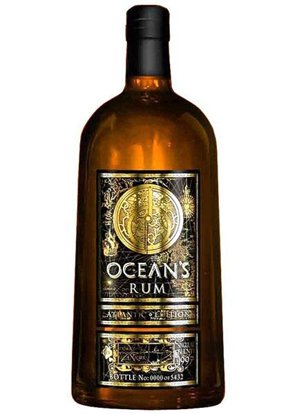 Ocean's Rum Atlantic Edition 1997