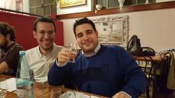 Con Federico.