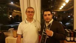 Con Salvatore Mannino!