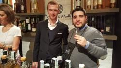 Con Davide di Valinch&Mallet.