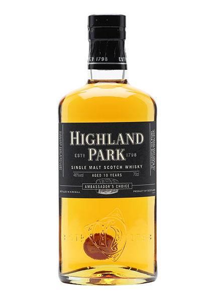 Highland Park 10 y.o. Ambassador's Choice