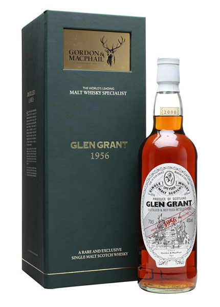 Glen Grant 52 y.o. 1956-2008 Gordon & MacPhail