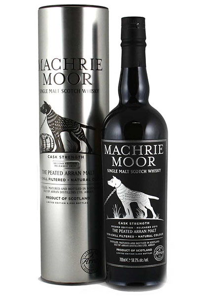 Arran Machrie Moor 2nd Edition Cask Strength