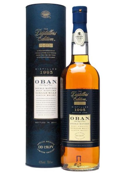 Oban Distiller's Edition 1995-2009