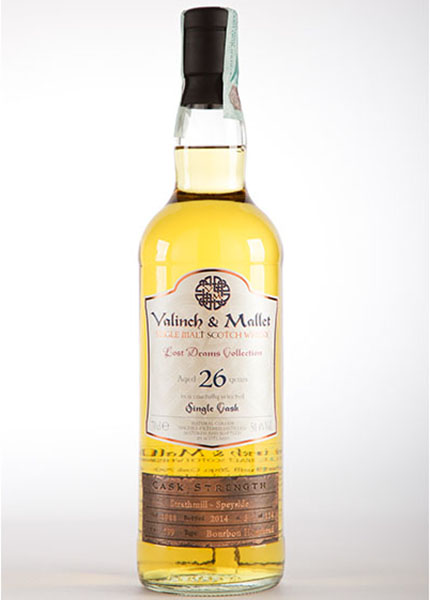 Strathmill 26 y.o. 1988-2014 Valinch&Mallet