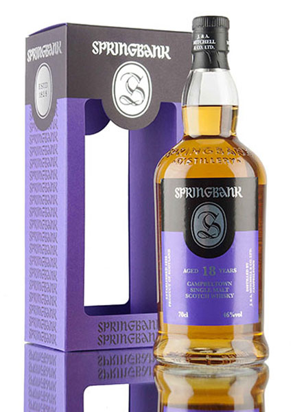 Springbank 18 y.o.