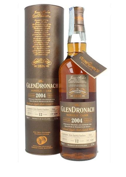 GlenDronach 12 y.o. 2004-2016 for Beija-Flor and Whisky Club Italia