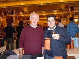 Con il Maestro Giorgio D'Ambrosio