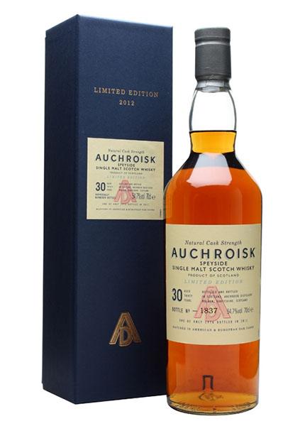 Auchroisk 30 y.o. 1982-2012