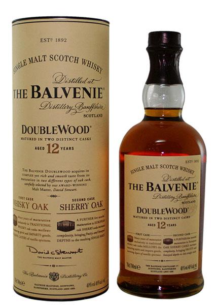 Balvenie 12 y.o. DoubleWood