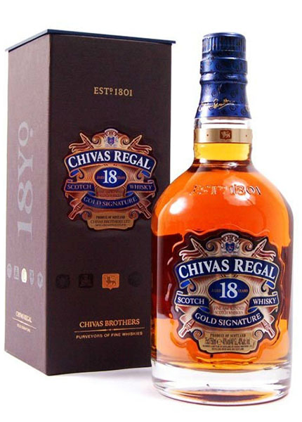 Chivas Regal 18 y.o