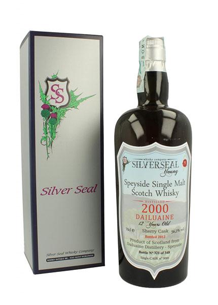 Dailuaine 2000