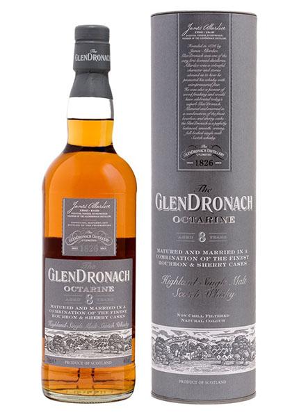 GlenDronach 8 y.o. Octarine