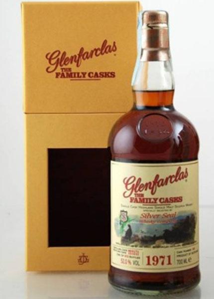 Glenfarclas 40 y.o. 1971-2011