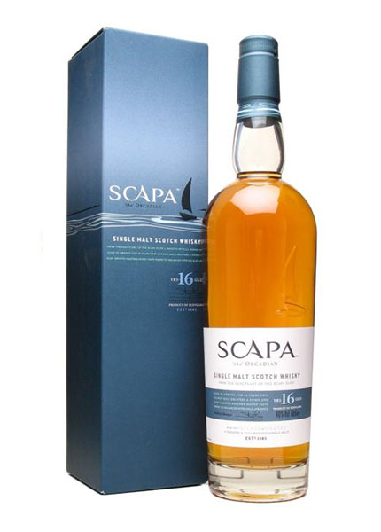 "Scapa ""The Orcadian"" 16 y.o."