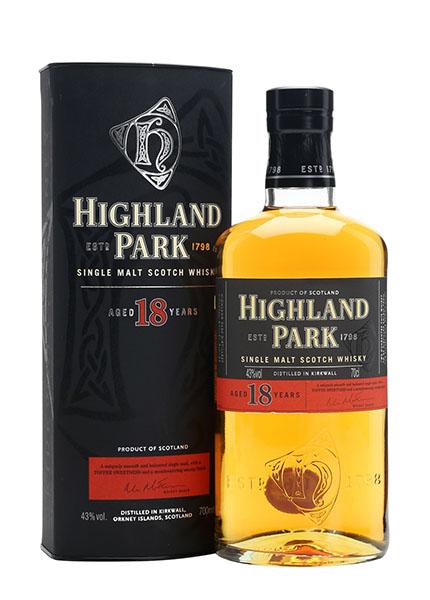 Highland Park 18 y.o.