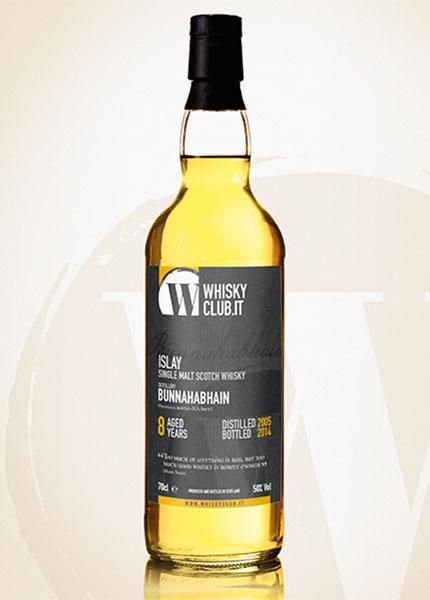 Bunnahabhain 8 y.o. WhiskyClub