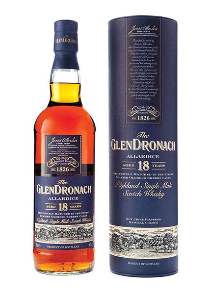 """GlenDronach 18 y.o. """"Allardice"""""""
