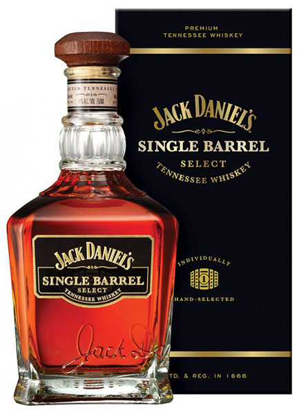 Il Jack Daniel's Single Barrel, Tennesse Whiskey