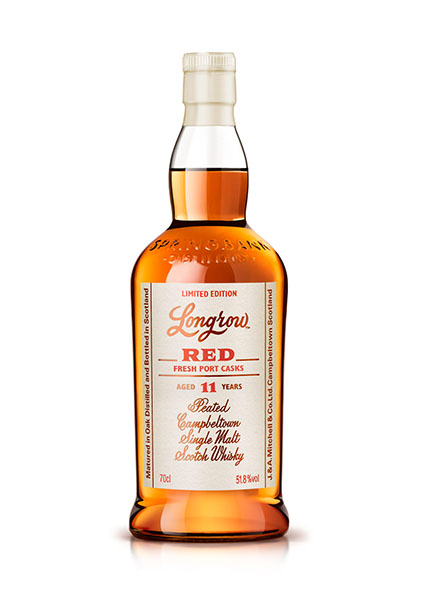 Longrow Red  Fresh Port Cask 11 y.o.