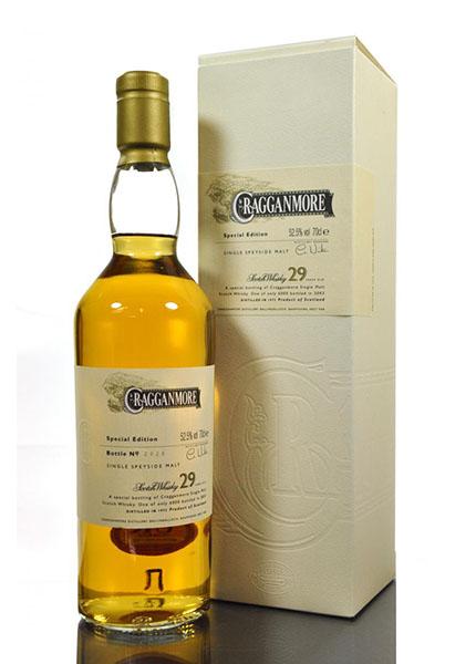 Cragganmore 29 y.o.