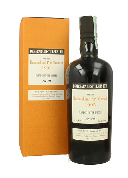 Diamond and Port Mourant 1995 19 y.o.