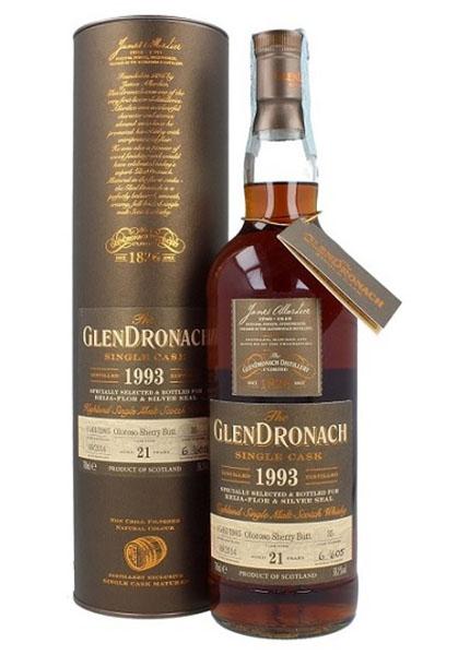 GlenDronach 21 y.o. Single Cask 1993