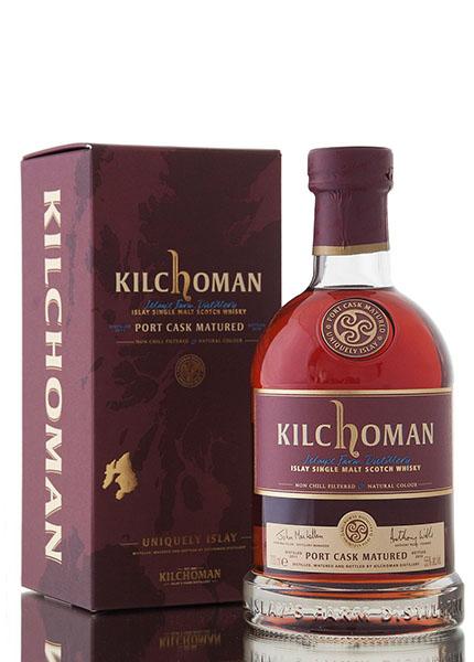 Kilchoman Port Cask Matured 2014